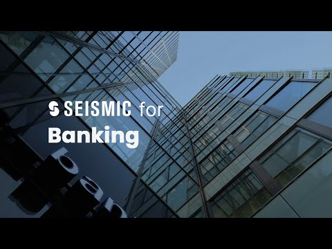 Seismic for Banking: Enable Relationship Managers - YouTube