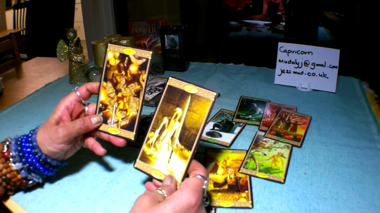 39 18 MB) 💋💋💋Capricorn Love Tarot Forecast 4-17 March
