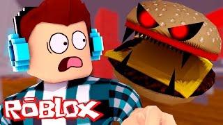 Roblox - COMIDA MUTANTE !!