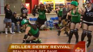 Roller Derby Wheels Into Fashion