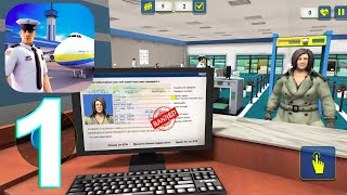 Border Patrol Airport Security Gameplay Walkthrough Part 1 (IOS/Android) screenshot 4