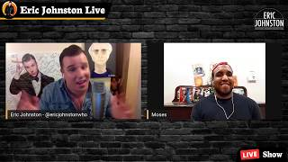 """Eric Johnston Live: Ep 6 """"It's not you it's me"""" feat. Michael Moses, Nathan McQuire and Josie Balka"""