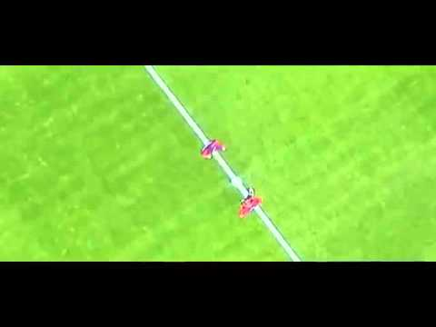 Атлетико Мадрид-Бавария 1-0 . 1/2 Лиги чемпионов