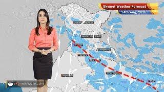 Weather Forecast August 14: Heavy rains in Himachal, Uttarakhand, Kerala, UP, Bihar