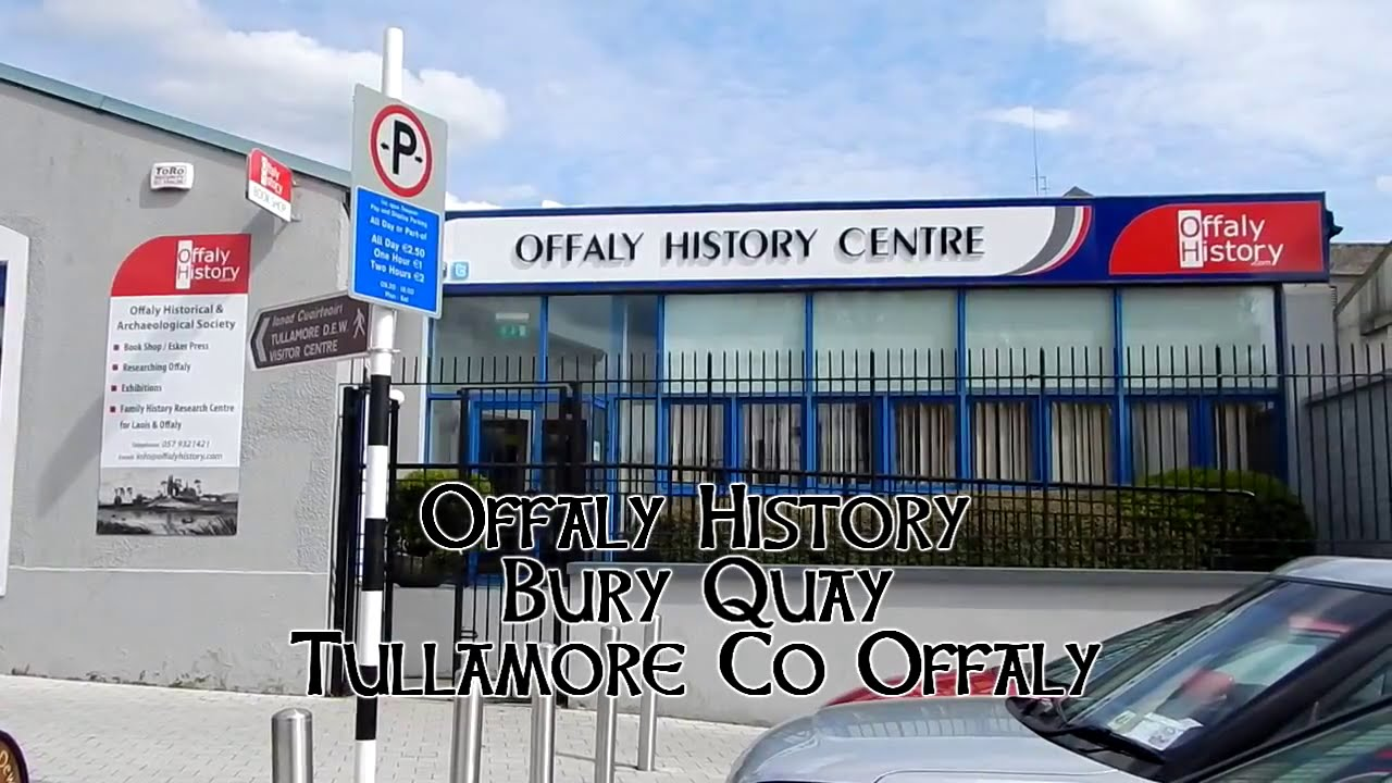 Download Offaly History