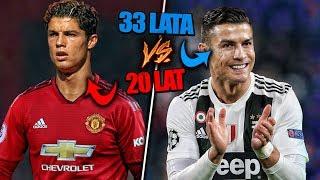 20 LETNI RONALDO vs  33 LETNI RONALDO | FIFA 19 EKSPERYMENT