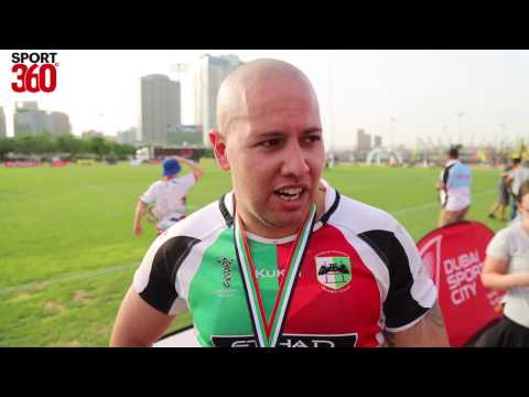 Kent Watene hails Abu Dhabi Harlequins spirit after UAE Conf