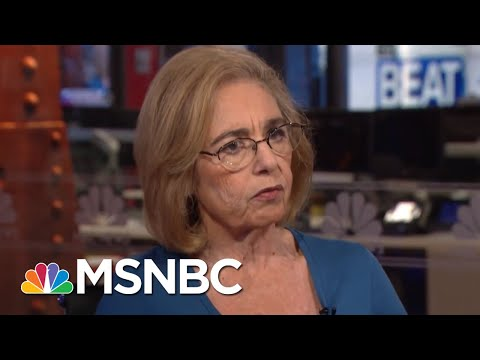 Ex-Trump Org. Executive: Trump Surrounded By \'Cowardly People\' | The Beat With Ari Melber | MSNBC