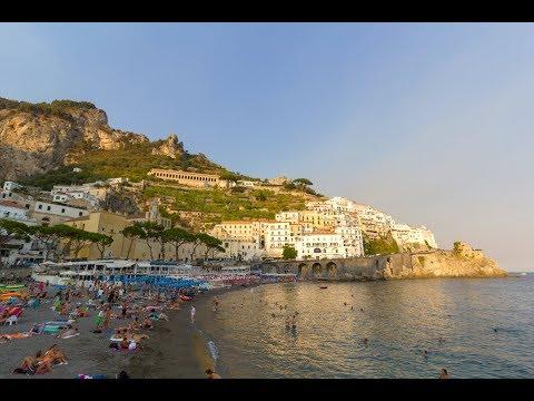I love the sea - Italy - Sorrento, Salerno, Capri, Amalfi, Napoli