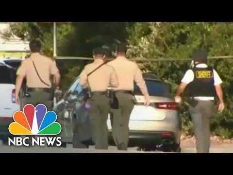 California Police Hold Briefing On San Jose Shooting
