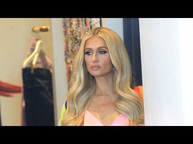 Paris Hilton discusses her investing strategy