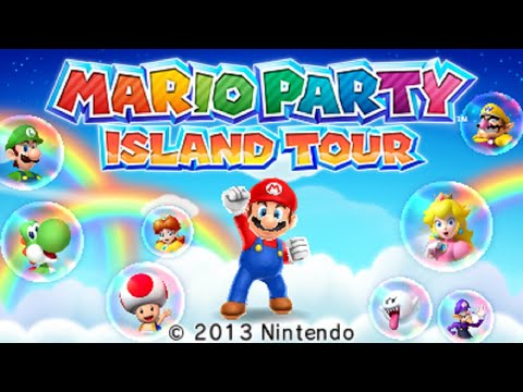 Mario Party: Island Tour - Bowser's Tower All 30 Floors (Boo)
