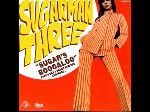 Sugarman Three    Sock Monkey
