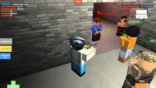 Roblox Mad Paintball gameplay