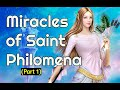 Miracles of Saint Philomena and Life St. Philomena 1 of 2