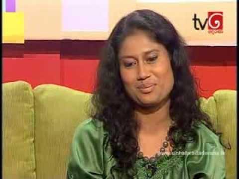 Deran Tv Interview with Sulochana Weerasinghe | Sri Lankan Model | Actress - www.LankaChannel.lk