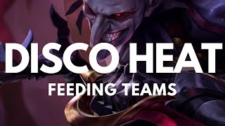 DISCO HEAT - FEEDING TEAMS