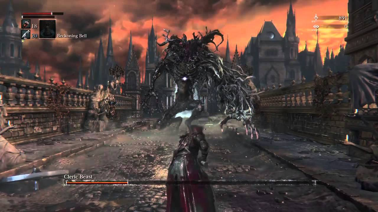 how to get to cleric beast