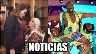 WWE Noticias: Nia Jax descontenta con el Push de Alexa Bliss, ¿Fin de The New Day?