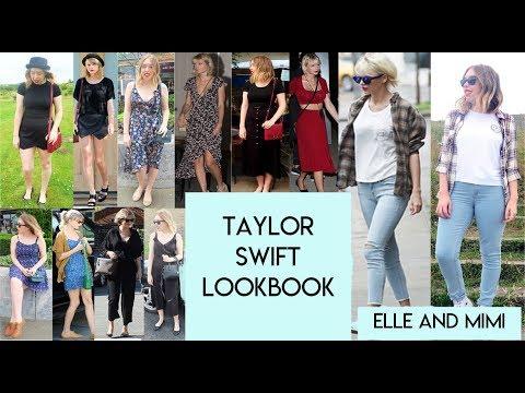 Taylor Swift Lookbook | Elle & Mimi