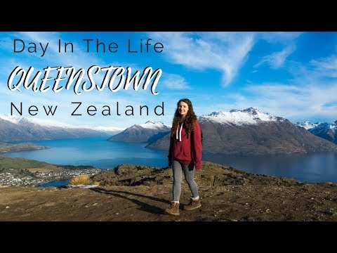 Day In The Life | VLOG | Queenstown, New Zealand