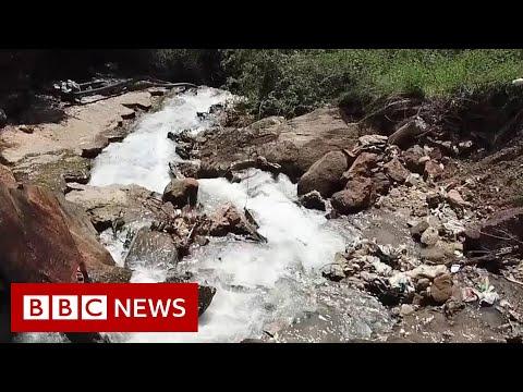 Lebanon's water crisis - BBC News