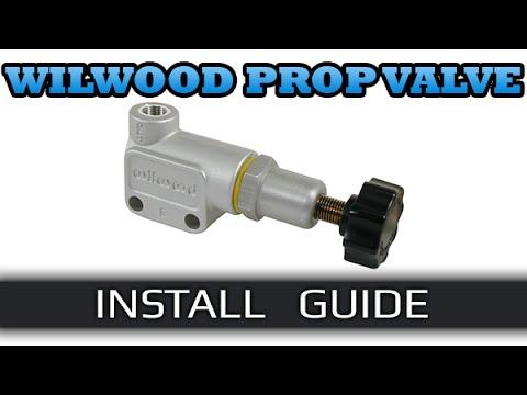 Wilwood Prop Valve Installation for Mazda MX-5 Miata ★