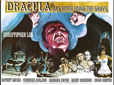 Hammer Horror Movie Reviews - Dracula Has Risen From the Grave (1968)