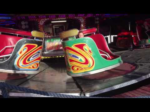 Murphys Waltzer Off Ride Team Valley Valentines Funfair 2017