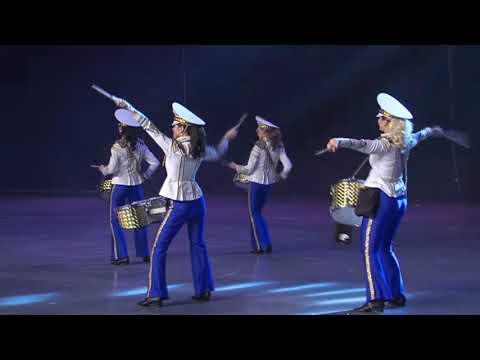 DrumLine Battle BALTIC Final Round: Ukrainian Girls - Slovak Boys