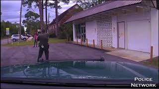 Escambia Sheriffs Shoot Man Reaching For Gun