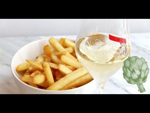 Can You Pair Champagne With French Fries?! We Learn About Snacking With Bubbly (VIDEO) | HuffPost Life