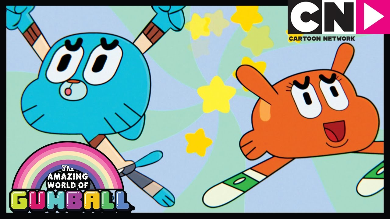 The dress gumball - Gumball The Lazy Off Cartoon Network