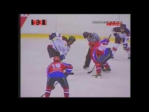 Mol liga:  Steaua București - HC Csíkszereda 3-6, 2008.10.10, full game