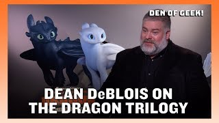 Writer/Director Dean DeBlois On The How To Train Your Dragon Trilogy