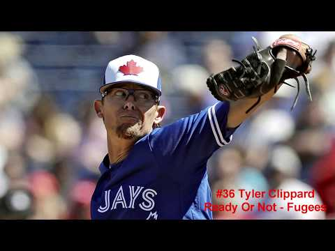 Toronto Blue Jays Walk Up Music - August 2018