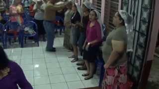 CULTO  CON  HNAS. DE LAS  DELICIAS  SANTA  TECLA