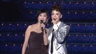 2014 寶塚100周年上的大地真央(58) 與 黒木瞳(53), 唱出她們的經典代表...