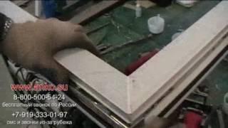 31  Фурнитура   Установка верхней петли на створку   Обучение производству пластиковых окон