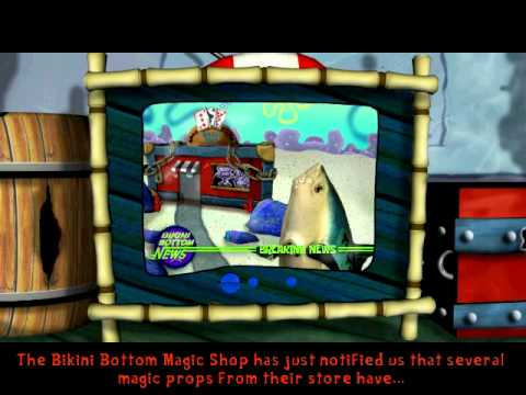 تحميل لعبة spongebob squarepants battle for bikini bottom pc