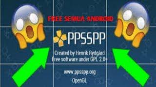 Download Tutorial instal apk ppsspp gold berbayar menjadi gratiss!!100%