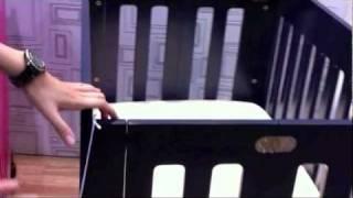 Babyletto Grayson Mini Crib: Demo At 2011 Abckids Expo