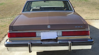 1985 Buick LeSabre Collector's Edition