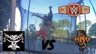 Brock Lesnar vs Randy Orton Universal title match!