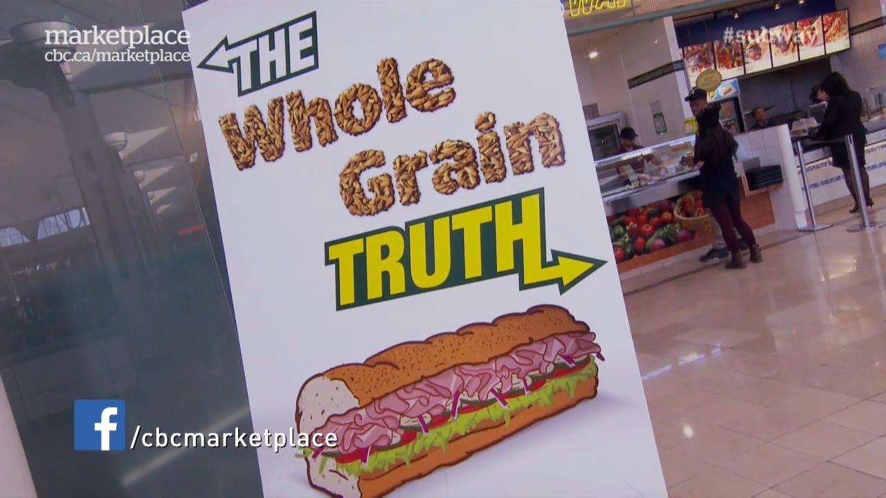 wheat bread healthy? (CBC Marketplace