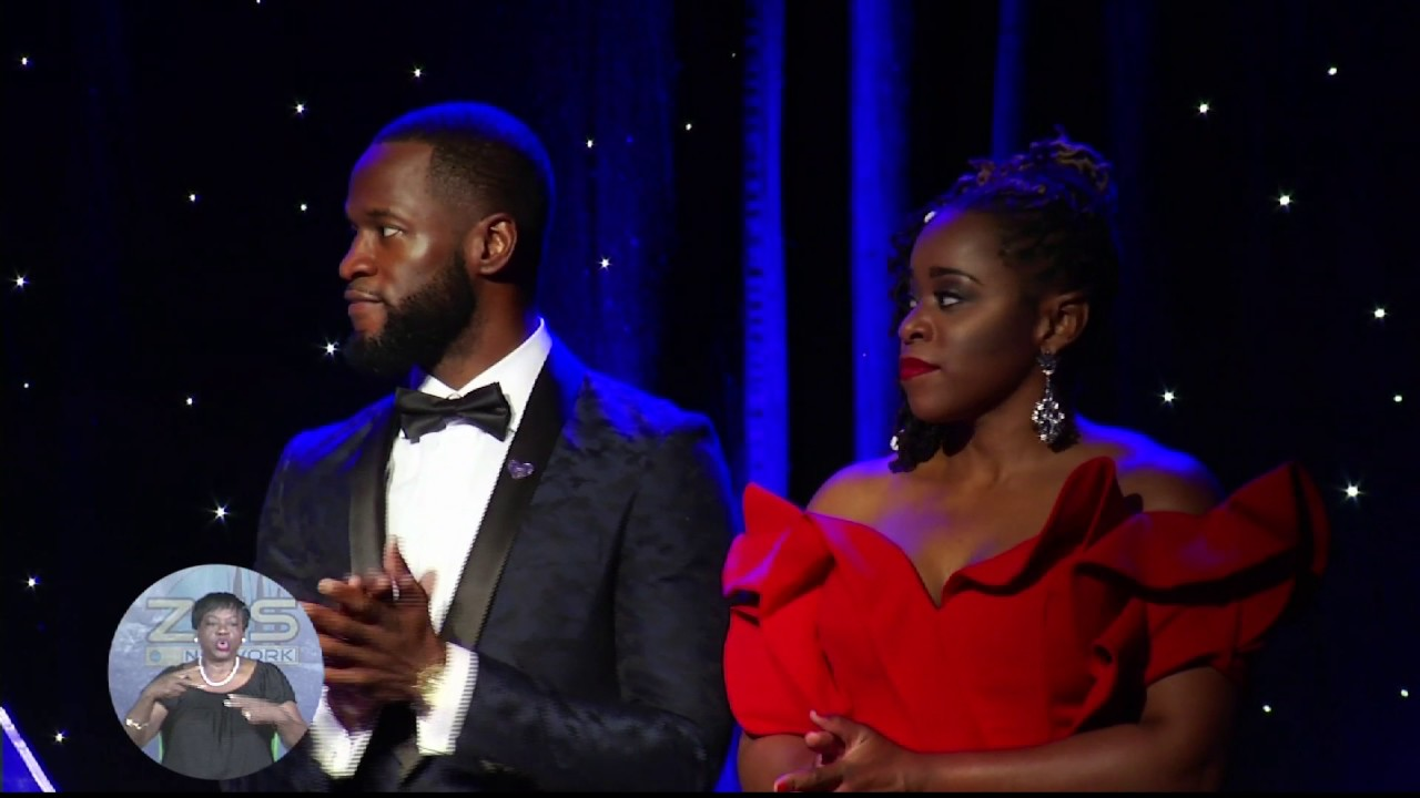 myles and ruth munroe foundation black tie gala ball 2017 youtube