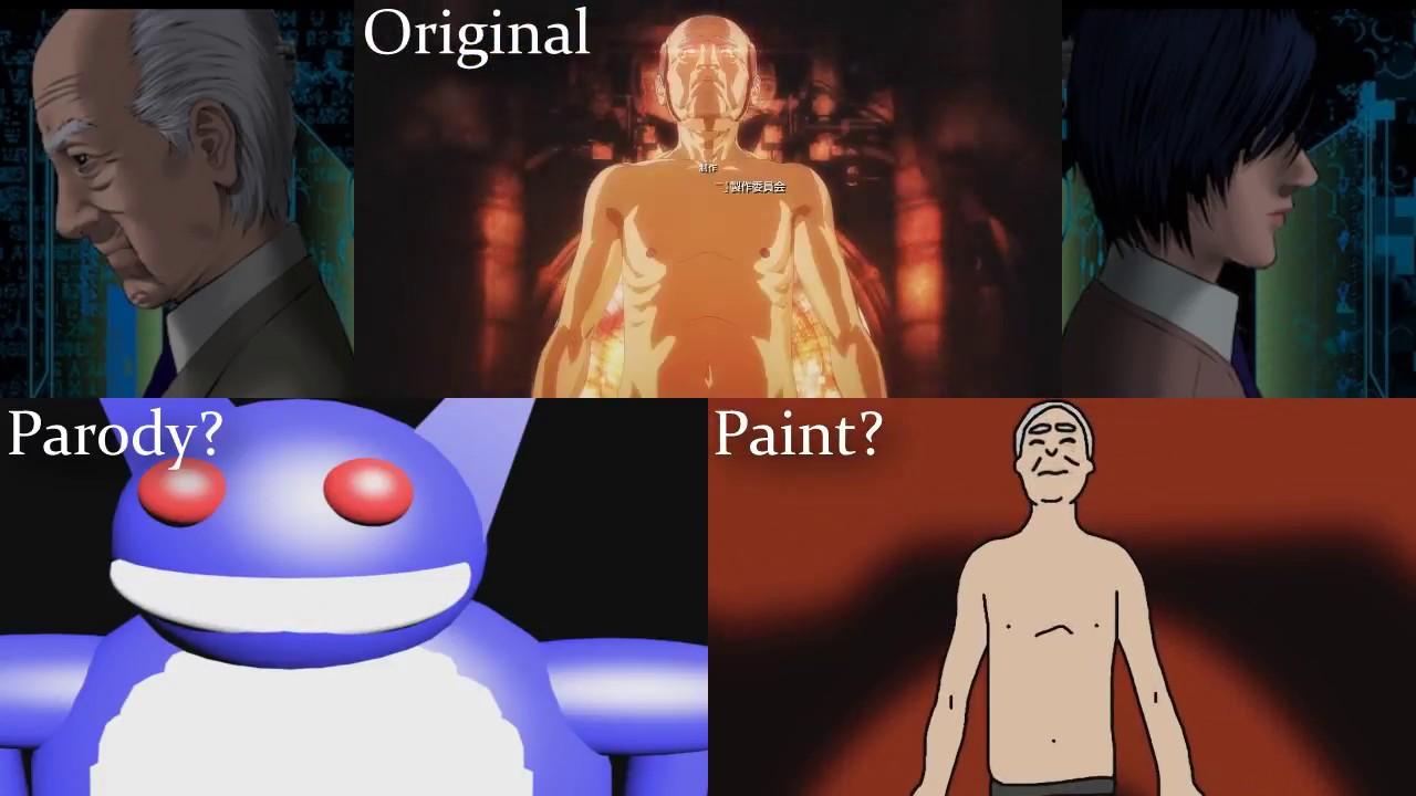 Inuyashiki OP Comparison