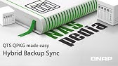 Use QNAP NAS and ownCloud to flexibly sync and share your