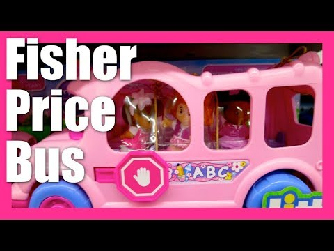 fisher-price-sit-with-me-school-bus-little-people-passengers-train-lil-movers-bus