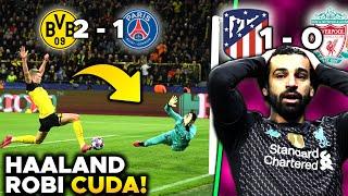 LIVERPOOL PRZEGRYWA! Atletico zatrzymało maszynę Kloppa! Haaland i Borussia pokonali PSG! | LANDRI